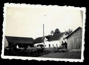Ansicht vom alten Hof