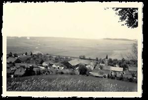 Blick auf Oberwattenbach